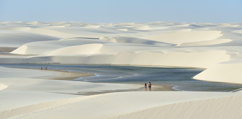 Lençois Maranhao infinite dunes