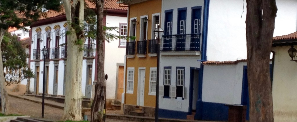 Mariana, in the Minas gerais region.