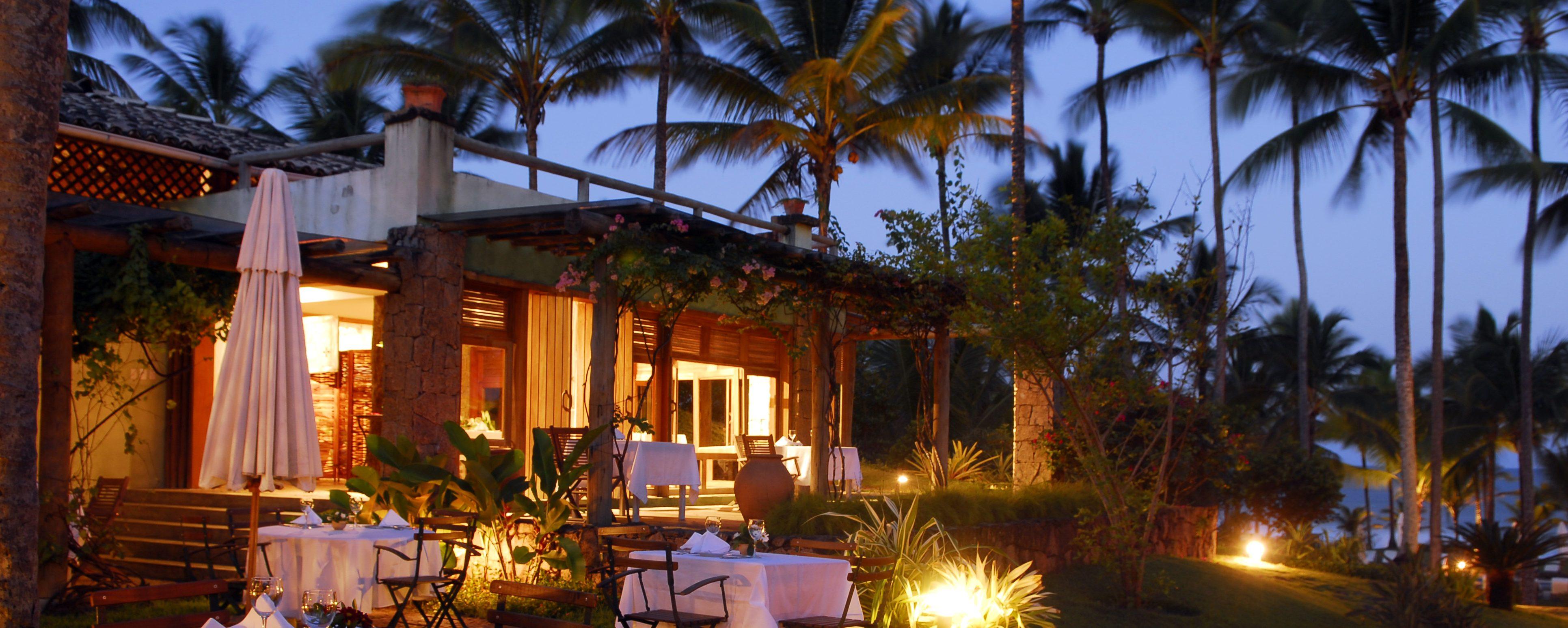 Txai Itacare Resort Tour-Restaurant