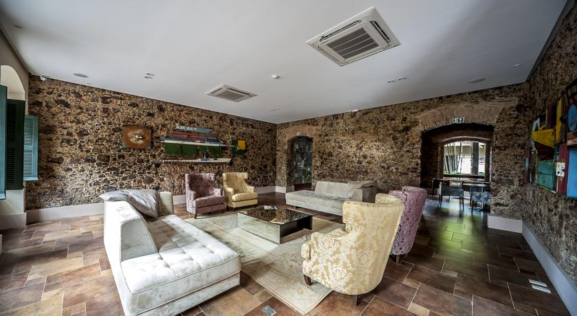 A relaxed atmosphere at hotel quinta das pedras.
