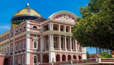théâtre Amazonie Manaus