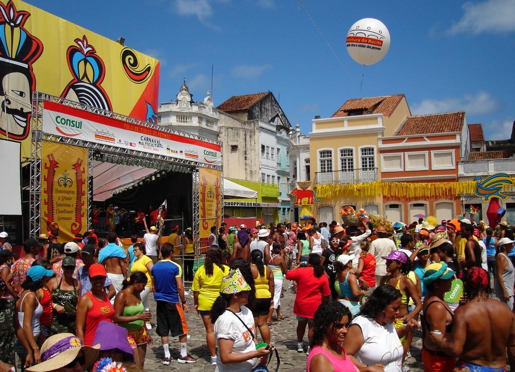 Carnaval de Recife Brésil
