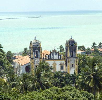 Chapelle dorée Olinda