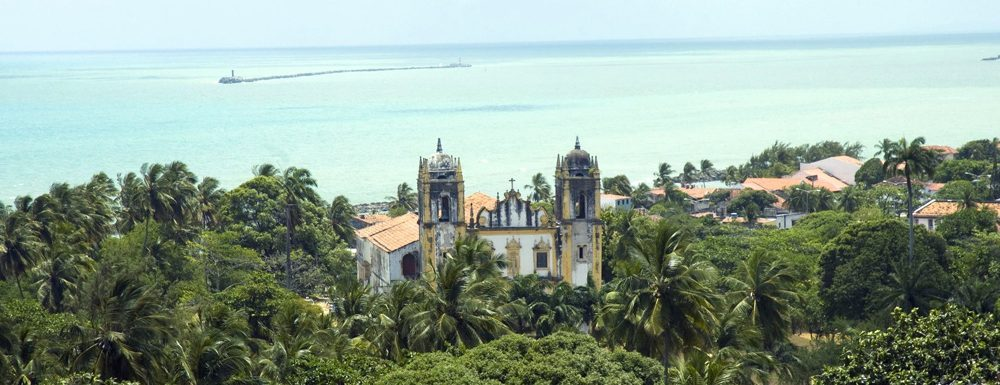 Recife, a historical city at the water´s edge.