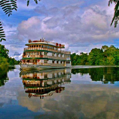 Amazonie Vision pont supérieur Otter Premium