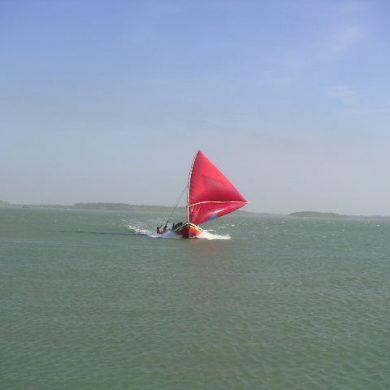 barque de pêcheur camocin Nordeste