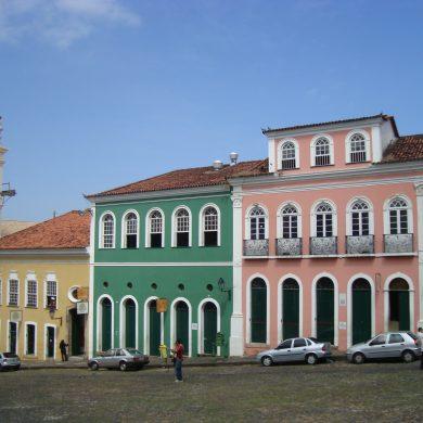 l'école hotelière Senac Pelourinho_Salvador