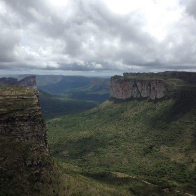 Pai Inácio mountain in Chapada Diamantina.
