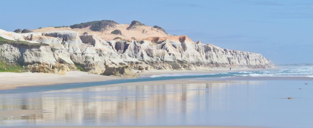 deserted beaches of Ceara