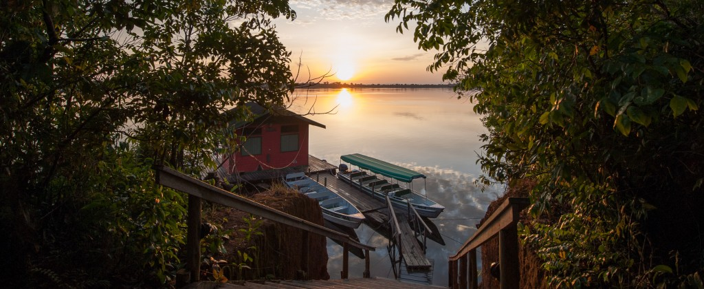 Amazon Anavilhanas lodge