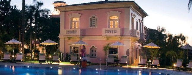 extérieur piscine hôtel das Cataratas Iguaçu