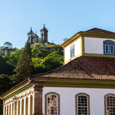 Minas Gerais architecture coloniale