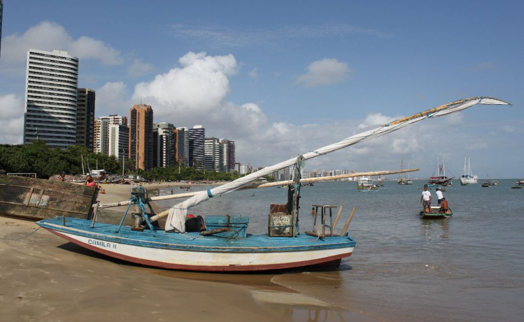 port of Fortaleza