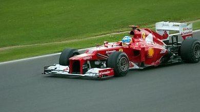 Formula 1 ferrari.