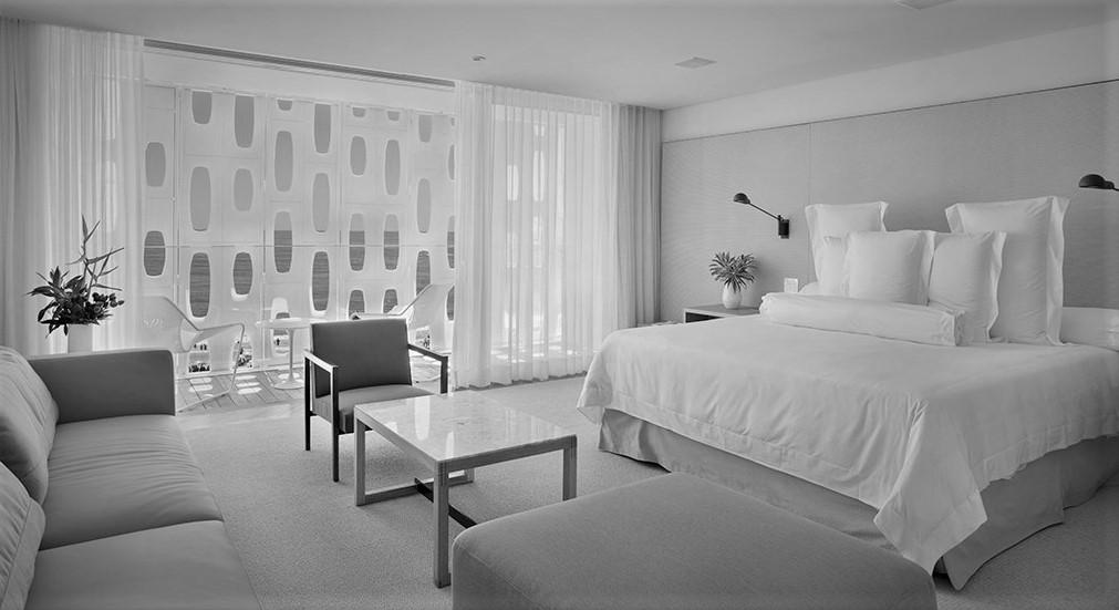 Room in the Hotel Emiliano.