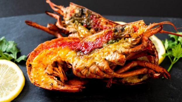 Brazilian Norms - Stuffed Lobster.
