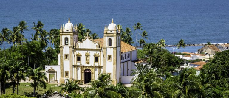 Religous Orders in Brazil - Olinda Seaside Chapel.